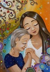 Los Abuelos: Cómo conciliar las pautas de crianza y las necesidades de los abuelos, padres y nietos.