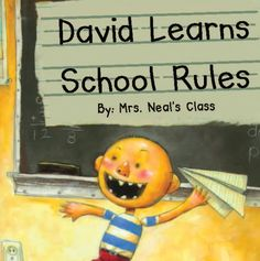 """I have updated this link with a freebie! Click here to get there. """"No, David"""" is one of our favorite books to begin the year or use anyti..."""