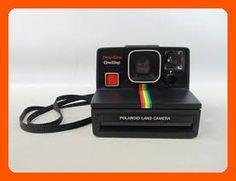 Vintage Polaroid Time-Zero OneStep SX-70 Land Camera - Photo stuff (*Amazon Partner-Link)