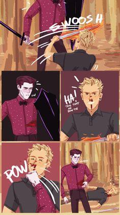 Hades' Holiday :: Part 3. Page 19 | Tapastic Comics - image 1