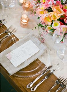 Glass Beaded Charger plate and votives from Bride + Groom Store - Image by Jemma Keech