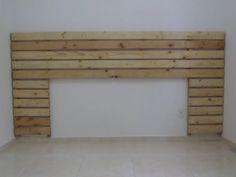 Cama Box Casal Queen, Pallet Boards, Diy Headboards, Repurposed, New Homes, Bedroom, Outdoor Decor, House, Design