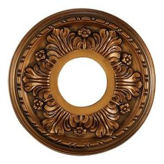 I pinned this Acanthus Ceiling Medallion from the Lighting Refresh event at Joss and Main!