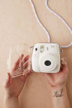 Fujifilm Instax Mini 8 Hard-Shell Camera Case