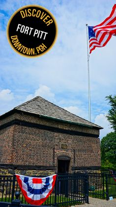 The oldest building in Pittsburgh, Pennsylvania, is downtown in Point State Park - the Fort Pitt blockhouse
