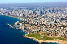 Going to Tel Aviv? The city of Tel Aviv provides FREE internet citywide. Oh The Places You'll Go, Places To Travel, Places Ive Been, Places To Visit, Terra Santa, Tel Aviv Israel, Destinations, Israel Travel, Earth From Space