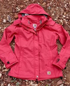 Carhartt Rain Defender / Crafted in Carhartt.. I think in a large?