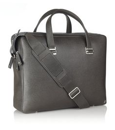 Alfred Dunhill Double Zip Briefcase  2d14223e74c