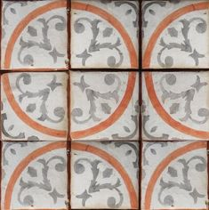 Tabarka - Mediterranean 25 mediterranean floor tiles