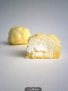 Merenguitos al limón. Light. Sin azúcar.   La Muffinerie