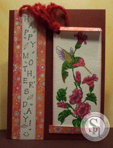 Designed by Jodi Colored with Spectrum Noir pencils Hummingbird - 033, 032, 025, 035, 047, 060, 044, 057, 043, 080, 078, 085, 084 Flowers - 106, 032, 033, 027, 025, 035 Leaves - 054, 047, 046, 044 Doodled Flowers - 093, 027, 049 #spectrumnoir #nature #mothersday