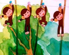 Обезьянки, мультфильм, все серии, высокое качество HD http://russkaja-skazka.ru/obezyanki-multfilm-vse-serii-vyisokoe-kachestvo-hd/ Мультфильм «Обезьянки», серия из 8-ми мульфильмов: 1.Обезьянки. Гирлянда из малышей (1983), 2.Обезьянки. Осторожно, обезьянки! (1984), 3.Обезьянки и грабители (1985), 4.Как обезьянки обедали (1987), 5.Обезьянки, вперёд (1993), 6.Обезьянки в опере (1995), 7.Обезьянки. Скорая помощь (1997), 8.Обезьянки. Побег в Бремен (2017). Режиссёр Леонид Шварцман (1—7), Майя…