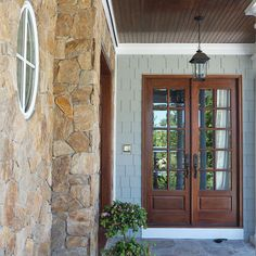 Double Front Doors Design, Pictures, Remodel, Decor and Ideas