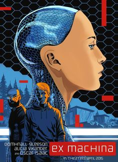 great movie - ex machina