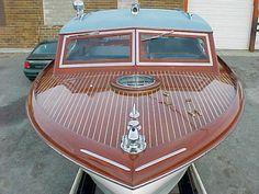 1955 Semi-Enclosed Chris Craft 29'