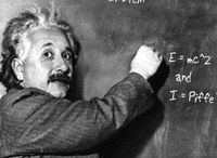 We take on the question of the compatibility of science and religion, with a 1930 Op-Ed written by Albert Einstein; a 2013 report on a science and religion conference; and a video of physicist Richard Feynman. Citations D'albert Einstein, Citation Einstein, Einstein Quotes, Wein Poster, Coaching, E Mc2, Charles Darwin, Friedrich Nietzsche, Smart People