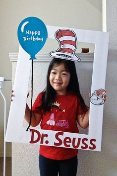 Seuss photo prop frame by PhotoPropFrame on Etsy Cute for Dr. Seuss day also Dr. Seuss, Dr Seuss Week, Photo Frame Prop, Photo Props, Photo Booths, Dr Seuss Activities, Sequencing Activities, Dr Seuss Snacks, Preschool Games