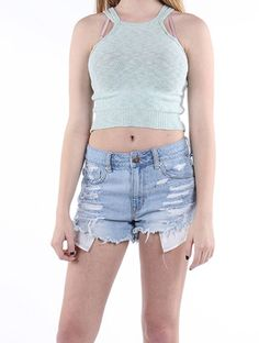 Now available in our store: Double Strap Wove.... Check it out here! http://divvastyle.com/products/double-strap-woven-crop-tank-top-3?utm_campaign=social_autopilot&utm_source=pin&utm_medium=pin