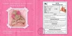 Geboortekaart meisje, geboortefotograaf, geboortekaarten laten maken Toddler Bed, Baby, Home Decor, Pray, Child Bed, Decoration Home, Room Decor, Baby Humor, Home Interior Design