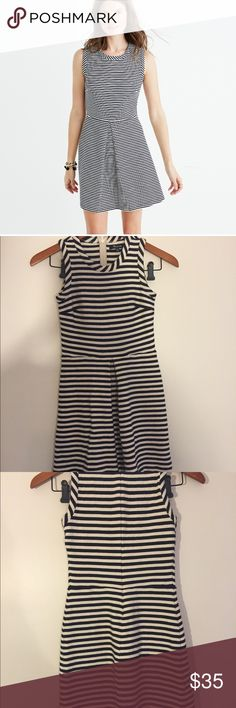 Madewell striped afternoon dress Madewell striped afternoon dress Madewell Dresses Mini