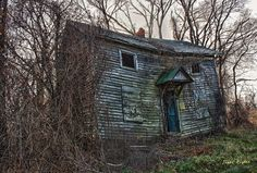 Abandoned house in Barker, NY. Get professionally printed copies of any of my photos, and merchandise featuring my photos, at www.JHughesPhoto.smugmug.com