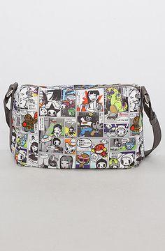 The Continental Shoulder Bag