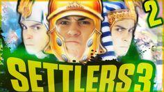 AGRESYWNY NAJAZD! - SETTLERS III #2
