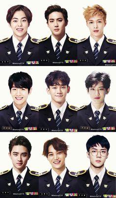 DO KYUNGSOO (EXO) ♥ has members. Luhan And Kris, Bts And Exo, Baekhyun Chanyeol, Exo Anime, Exo Group, Exo Album, Exo Lockscreen, Kim Minseok, Xiuchen