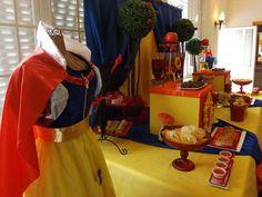 Snow White Birthday Party Ideas   Photo 1 of 27
