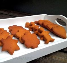 Crunchy biscuits with caramel, easy homemade recipe, step by step