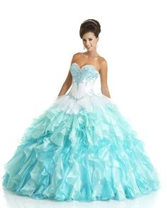 Bloom - Style 5501 [5501] - $746.00 LOVE THIS #quinceanera #BonnyBloom