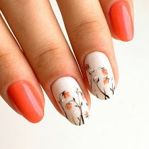 Beautiful Spring Nail Arts You Should Copy Now