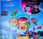 #lastminute  2 für 1 Gutschein-CODE für Freizeitsparks-Gardalnd Legoland Madame Sealife #Ostereich