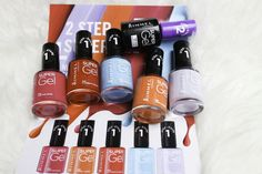 Hey peeps. Happy Wednesday! I have another giveaway for the beauty lovers who like to have their nails looking beautiful. I am giving away this 6 nail polishes worth £36 (5 Coat 1 polishes, and 1 t…