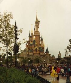 Disney Land Paris, France