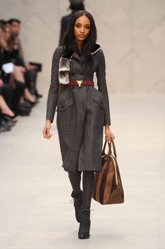 Nouvelle collection Burberry Automne-Hiver 2012/2013