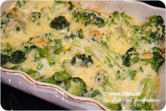 Ostgratinerad lax med broccoligratäng - 56kilo.se - En mat & Inspirationsblogg