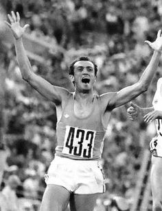 Pietro Mennea- Italy 1980 Olympic 200 meter sprint champion & one time 200 world record holder at 19.72 sec
