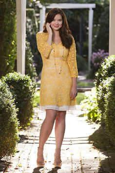 Crochet a beautiful Sunflower Dress! Pattern More Patterns Like This!