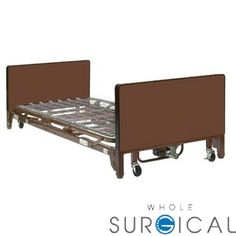 PMI - Professional Medical Imports - HB5 - Full Electric Low Bed