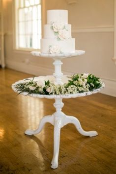 Lindy Tiered Side Table