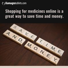 Shopping for medicines online is a great way to save time and money.