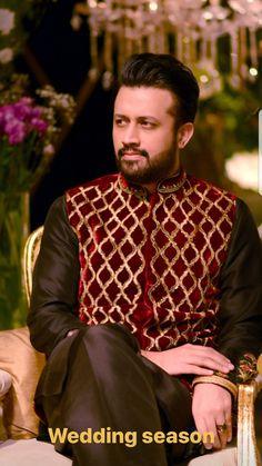 Atif Aslam, Muslim Dress, Words To Describe, Beautiful Soul, Wedding Season, The Voice, Romance, Singer, Seasons