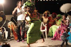 Sabar dance. Sénégal
