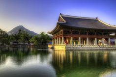 #Gyeongbokgung Palace