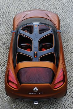 Renault DeZir ♥ Loved car Share and Enjoy! Sexy Cars, Hot Cars, Dream Cars, Homburg, Futuristic Cars, Amazing Cars, Car Car, Supercar, Motor Car
