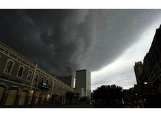 Hurricane Gustav  2008