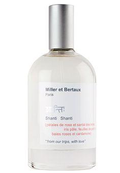 Miller et Bertaux - Shanti Shanti Iris, Baies Roses, Finding Inner Peace, Rose Petals, Beauty Trends, Fragrances, Heaven, Sweet, Candles