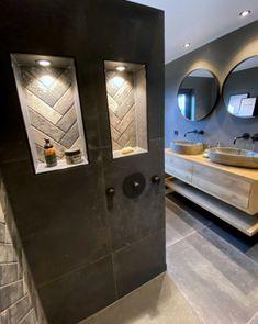 Earthy Bathroom, Master Bathroom Shower, Upstairs Bathrooms, Bathroom Toilets, Bathroom Kids, Bathroom Design Small, Bathroom Interior Design, Outdoor Entryway Decor, Earthy Home Decor