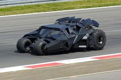 Batman Tumblr, who wouldn't want one of these to drive to the mall!
